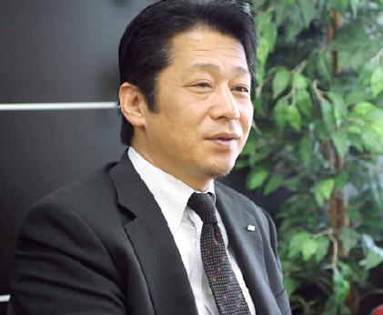 代表取締役 萩野 貴司