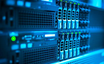 個人情報電子データはセキュリティサーバにて送信